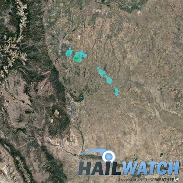Hail Report for Denver-Foxfield-Centennial, CO | June 1