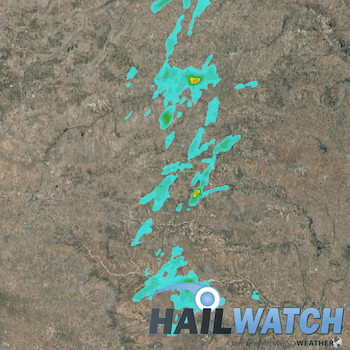 Childress Texas Map on
