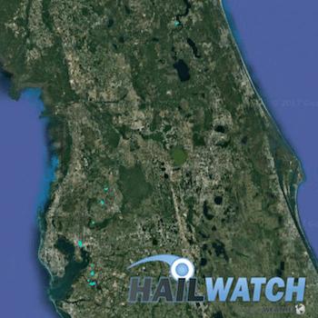 Palatka Florida Map.Hail Report Tampa Palatka Fl July 10 2017 Hailwatch