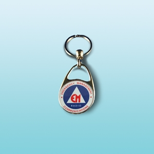 Emergency Management Key Chain