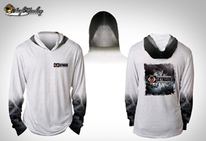 SKYWARN Headzies™ Performance Solar Hoodie Shirts