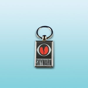 SKYWARN Key Chain