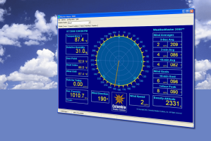 Weather Master Software™ for Columbia Weather Stations