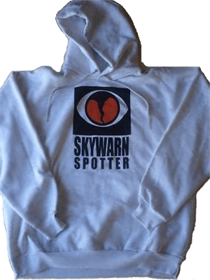 SKYWARN Hooded Sweatshirt