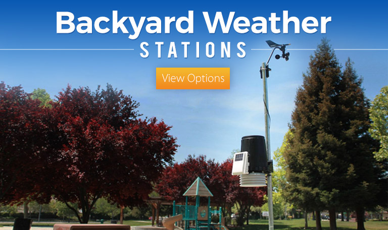 Backyard Weather Stations