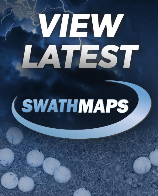 HailSWATH and WindSWATH Maps