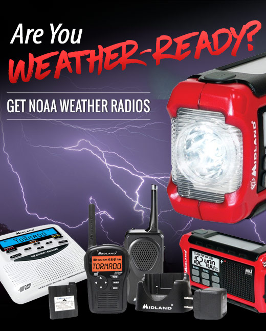 Get NOAA Weather Radio