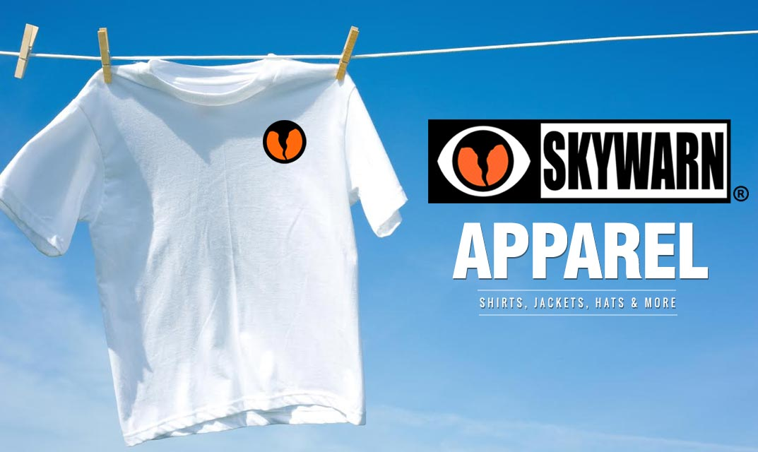 SKYWARN Clothing and Apparel