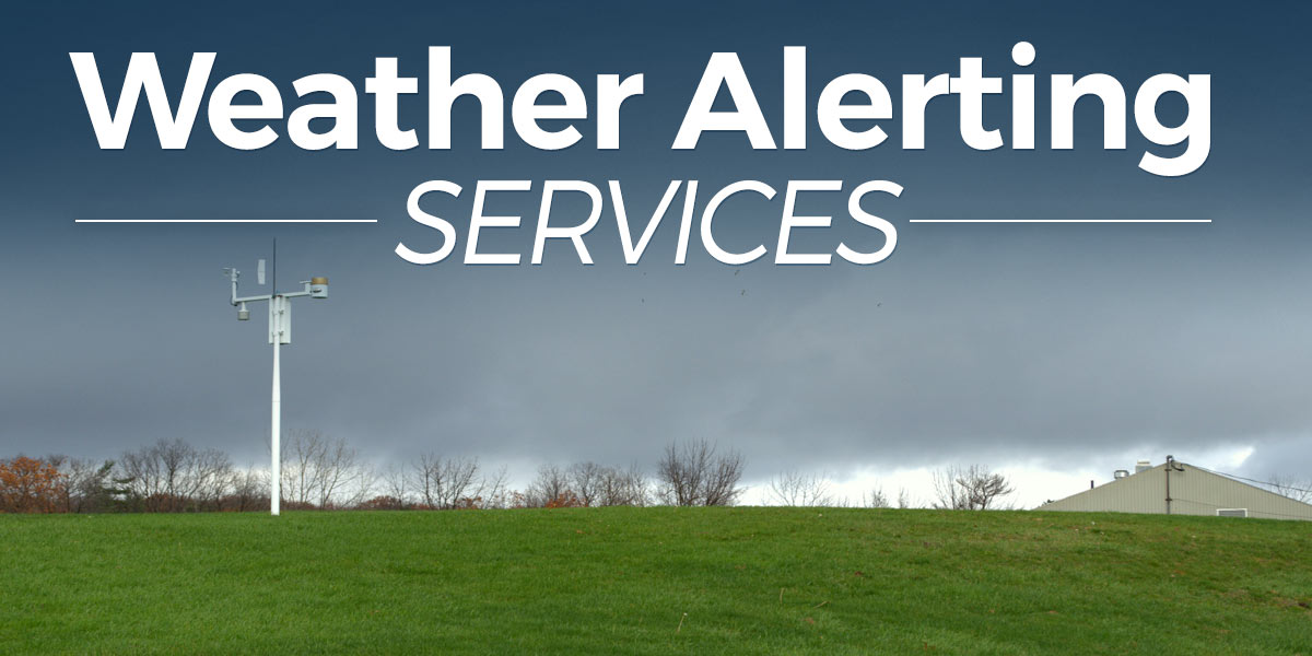 Weather Alert Services