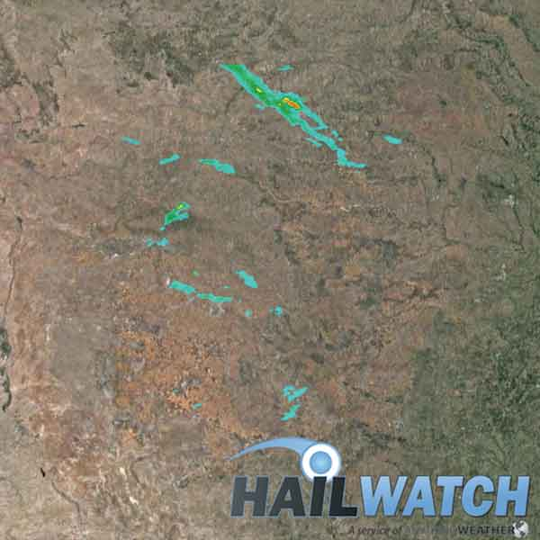 Hail Report for Canyon-Pampa-Lubbock-Snyder, TX  | June 18, 2019