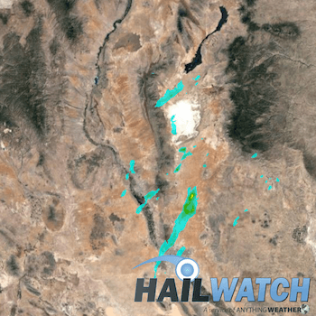 Hail Report for El Paso, TX | May 21, 2018