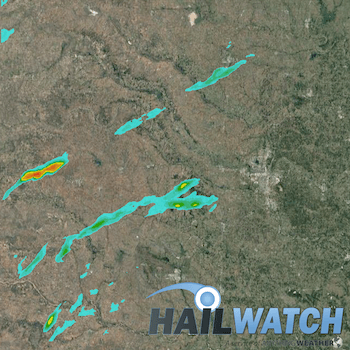 Hail Report for Granite, Hollis, Mangum, OK | May 2, 2018