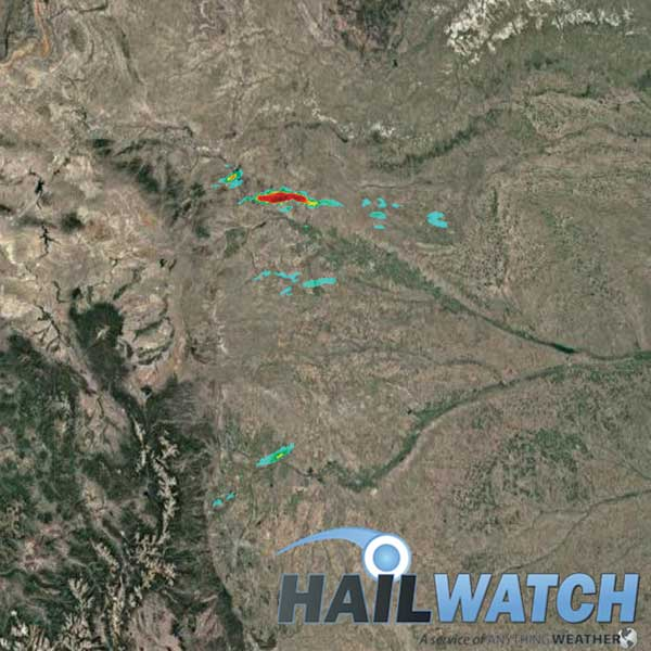 Hail Report for Greeley-Longmont, CO-Goshen-Glendo, WY | September 10, 2019