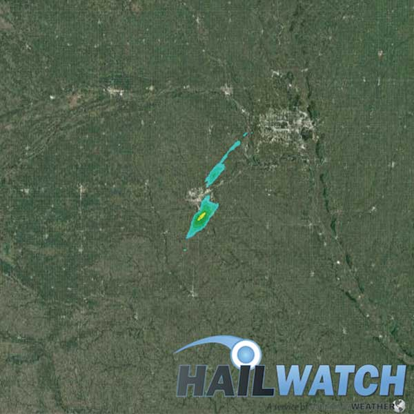 Hail Report for Lincoln-Roca, NE | April 11, 2020