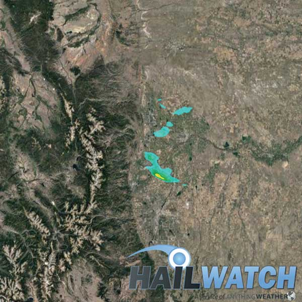 Hail Report for Longmont-Fort Lupton-Windsor, CO | August 13, 2019