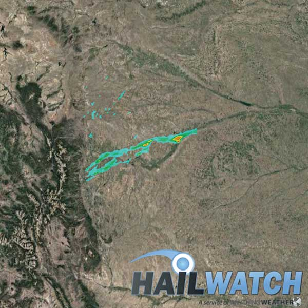 Hail Report for Longmont-Greeley-Johnstown, CO | September 11, 2019
