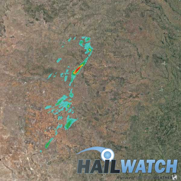 Hail Report for Lubbock-Amarillo-Clarendon, TX | May 23, 2020