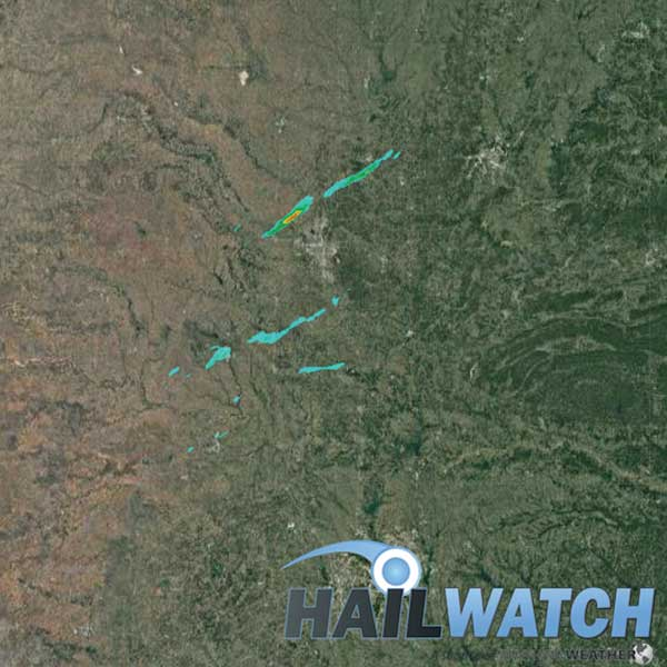 Hail Report for Oklahoma City-Lawton-Stillwater, OK | May 28, 2019