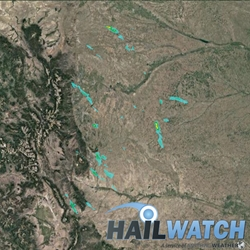 Hail Report for Parker-Fort Lupton, CO Cheyenne, WY August 7, 2018