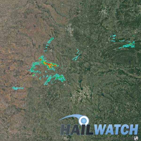 Hail Report for Wichita Falls-Burkburnett-Bowie, TX | May 22, 2020