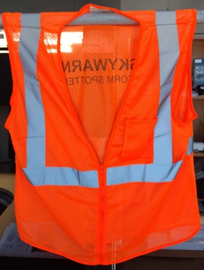 SKWARN Traffic Safety Vest