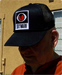 SKYWARN Trucker Cap Example