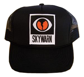 SKYWARN Trucker Cap