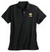 SKYWARN Polo Shirt - Close Up View of Logo