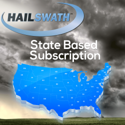 State Based HailSWATH Map Subscription