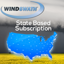 State Based WindSWATH Map Subscription