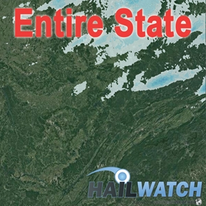 Wind Report for Entire State of Kentucky February 24, 2019