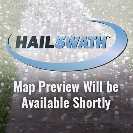 Hail Report for Philadelphia, PA-Cherry Hill-Merchantville, NJ | August 19, 2019