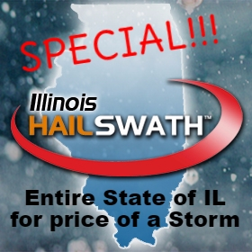 Hail Report for Rockford, IL | April 25, 2008