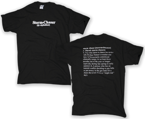 Storm Chaser Shirt | By Definition..