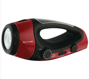 WeatherX Weather Band Radio Flashlight