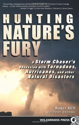 Hunting Natures Fury Book & DVD Set