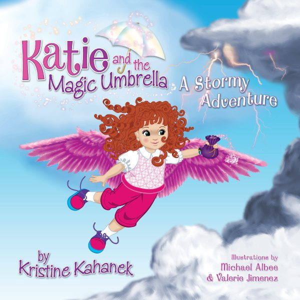 Katie and the Magic Umbrella: A Stormy Adventure
