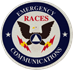 RACES Emergency Communications Decal