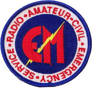 RACES Emergency Services Patch
