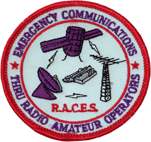 RACES Emergency Communications Patch