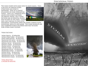 Storm Analysis 101 Educational DVD