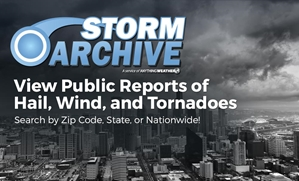 Nationwide StormARCHIVE Report