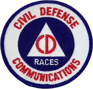 Civil Defense Communications - RACES