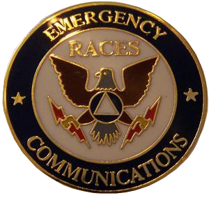 RACES Pin