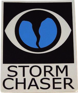 Storm Chaser Decals