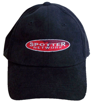 Spotter Network Suede Cap