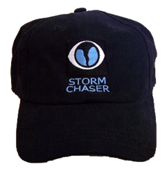 Storm Chaser Sueded Baseball Cap